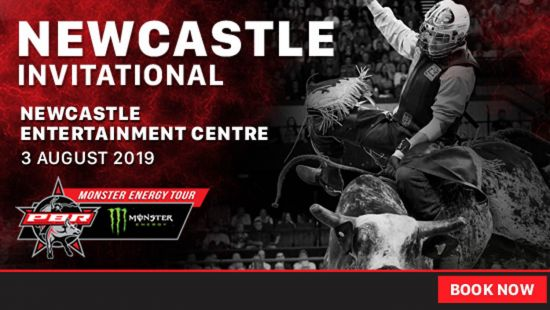 The Professional Bull Riders are returning to the Newcastle Entertainment Centre in 2019!
