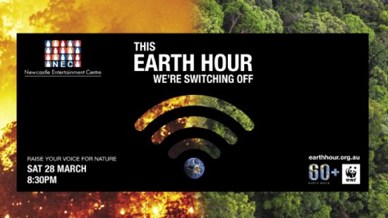 We're Switching Off for Earth Hour 2020!