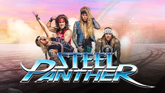 Steel Panther rescheduled to Newcastle Entertainment Centre on October 28 2021